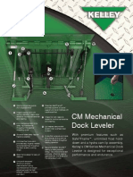 CM Mechanical Dock Leveler Brochure