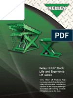 Kelley HULK Lift Products Brochure