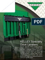 Kelley Specialty Dock Levelers Brochure