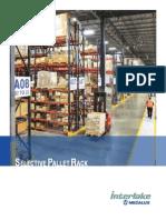 Interlake Selective Rack Usa 130839