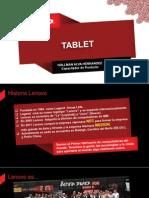 Capacitacion Lenovo Tablet S2107 Final1