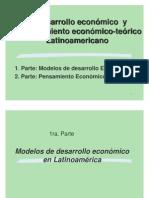 04.-El Desarrollo Economico y El Pensamiento Economico.