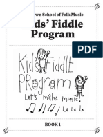 Fiddle Book 1