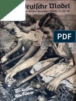 Das Deutsche Mädel - 1939 - September