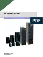 parametros MM440