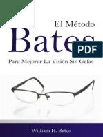El Metodo Batesmejorar Vision Sin Gafas