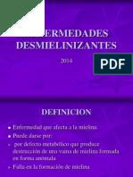 ENFERMEDADES DESMIELINIZANTES
