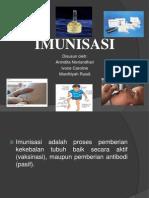 Imunisasi