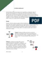 Leyes Fisicas de La Potencia Hidraulica