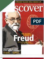 Discover Magazine Freud