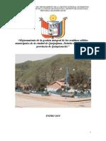 PIP Quispicanchi - Quiquijana