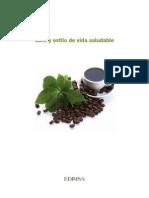 Libro Cafe y Estilo de Vida Saludable