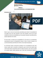 Metodologia Para La Evaluacion de La Accesibilidad Web Unidad 4