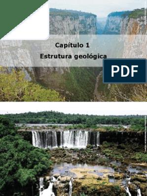 Estrutura Geológica Geral Estrutura Geológica Do Brasil