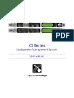 Xilica XD Manual v0300