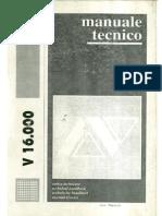 Manual Amco Veba 16 000
