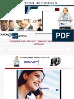 Corbera Networks (actualmente The Integral Management Society) publica Campus en línea a través de Formación Integral