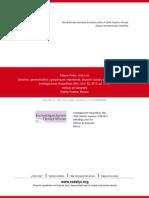 Geositios, geomorfositios y geoparques- importancia, situación actual y perspectivas en México