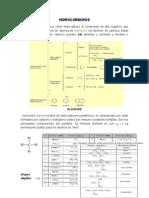 Hidrocarburos Alcanos, Alquenos y Alquinos 123