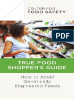 Shoppers-guide Final 2True Food Shoppers Guide to Avoiding GE Foods, GMO List, gmos