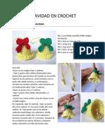 Especial Navidad en Crochet