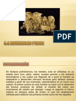 1.1 MATERIALES PUROS