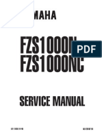 2001-2002 Yamaha Fz-1 Service Repair Workshop Manual Download