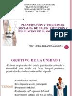 Tema 2. Planificación de la Salud