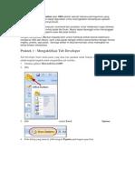 Macro Excel 2