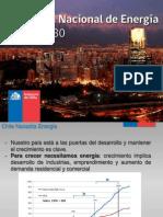 Politica Energetica Chile 2012-2030