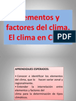 2. Elementos y Factores Del Clima. (1)
