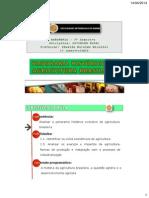 Panorama Agricultura Brasileira
