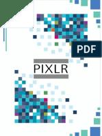 """Manual de Usuario """" PIXLR"""" - pixlr.com"""