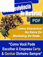 A Sobrevivência no Marketing de Rede