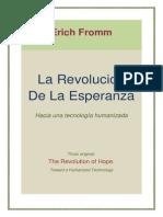 La Revolucion de La Esperanza