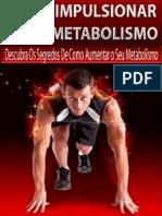 Como Impulsionar Seu Metabolismo