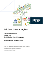 EDEL453 Spring2014 RebeccaCALL Unit Plan Friday