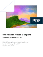 EDEL453 Spring2014 RebeccaCALL Unit Plan PLANNER