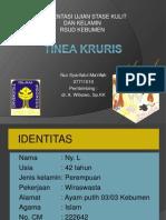 Tinea Kruris..Ujian Ifa