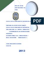 Trabajo de Simulacion de Simulacion de Sistemas.docx