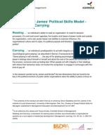 Political Skills Model