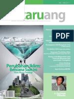 Buletin TATA RUANG Edisi Mei-Juni  2011. Perubahan Iklim