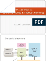 ARM STM32F407 Interrupts