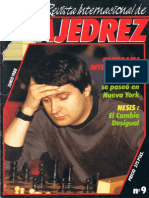 Revista Internacional de Ajedrez - 09