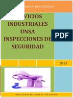 Trabajo de Inspecciones - Ing. de Seguridad Terminado