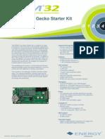 t0012 Efm32 Tiny Gecko Stk Datasheet