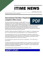 Maritime News 09 Apr 14