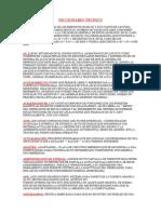 (Manuales De Informática) - Diccionario Técnico