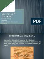 Biblioteca Medieval