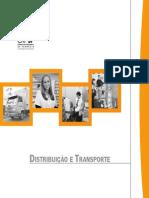 Distribuio e Transporte - Verso Web Com Isbn Okcolocar No Portal